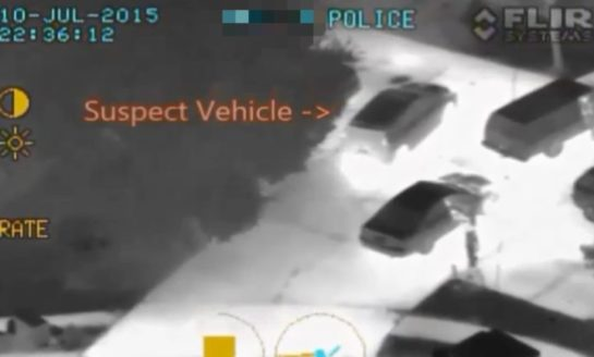 Safe chase: Technology catches suspects without high-speed pursuits