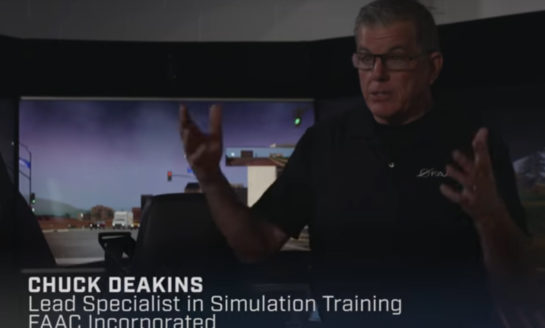 Intersection Clearing and Analysis - Simulation Training