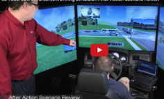 LE-1000: Law Envorcement Driving Simulator: After Action Scenario Review