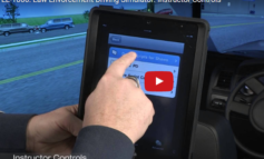 LE-1000: Law Envorcement Driving Simulator: Instructor Controls