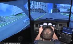 LE-1000: Law Envorcement Driving Simulator: Cab Hardware