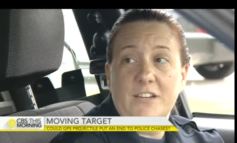 Cops' latest tool in high speed chases GPS projectiles | StarChase on CBS This Morning