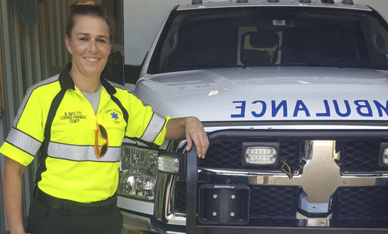 First Responder Discusses Life after Being Named a $20,000 Award Recipient