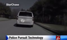 New tech reduces danger of high-speed chases