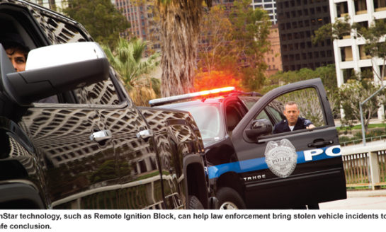 OnStar Helps Thwart Car Thieves