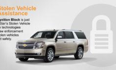OnStar Immobilizes Utah Vehicle Theft