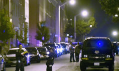3 gunmen still at large after wounding 8 in Baltimore shooting