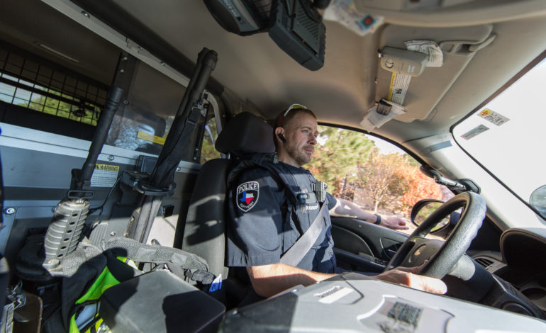 How telematics can save police lives on the road