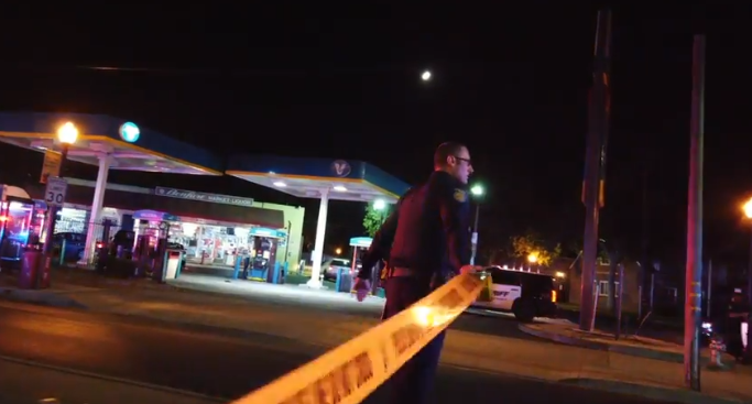 Elk Grove patrol car catches fire after pursuit leads officers into Sacramento