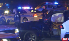 4 teens in stolen vehicle charged following shooting, police chase, crash in east Charlotte