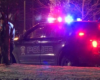 UPDATE: K9 officer killed while tracking 2 suspects in Fishers