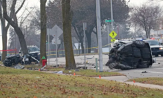 A Milwaukee man dies after crashing in a high-speed chase with police on Milwaukee's north side